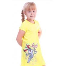 фото Сорочка ночная для девочки Свитанак 306427. Рост: 98 см. Размер: 28