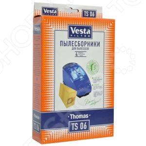 Мешки для пыли Vesta TS 06 мешки для пыли vesta bs 03 для bosch