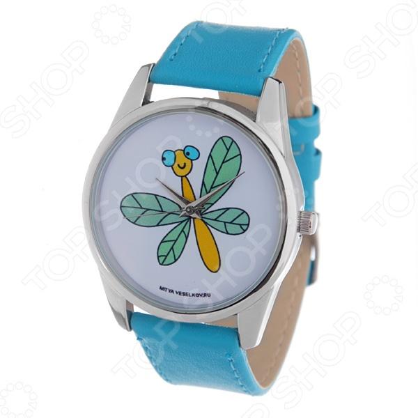 Часы наручные Mitya Veselkov «Стрекоза» цена и фото