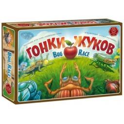 Купить Игра карточная Правильные игры «Гонки жуков»