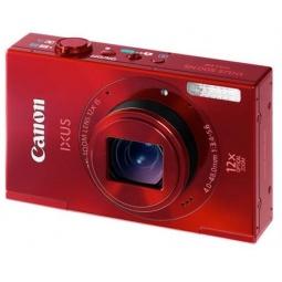 фото Фотокамера цифровая Canon IXUS 500 HS. Цвет: красный