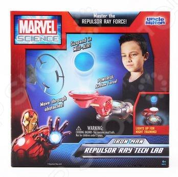 фото Игровая установка Uncle Milton «Репульсор Тони Старка», Супергерои