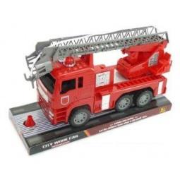 фото Машинка инерционная Shantou Gepai «Пожарная» 661-8