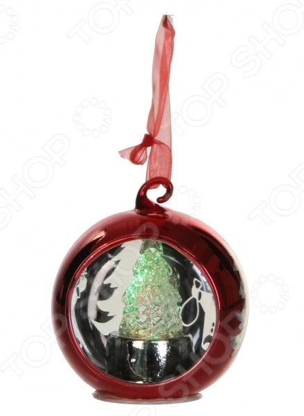 Елочное украшение Christmas House со светодиодами «Шар»