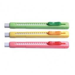 фото Ластик-карандаш Pentel ZE80. Цвет: розовый