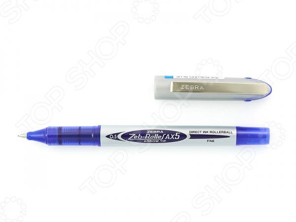 Ручка-роллер Zebra ZEB-ROLLER B& AX5