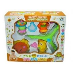 фото Игрушка подвесная музыкальная Shantou Gepai «Веселые игрушки»