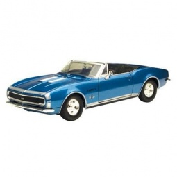 Купить Модель автомобиля 1:24 Motormax Chevy Camaro SS 1967 (Convertible). В ассортименте