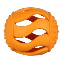 фото Игрушка для собак DEZZIE «Оранжевый мяч»