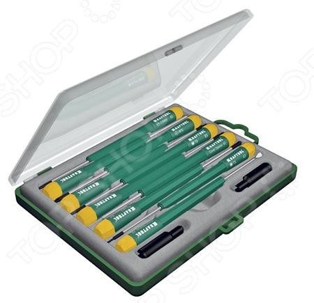 Фото - Набор отверток для ремонта мобильных телефонов Kraftool 25616-H12 кабели для телефонов