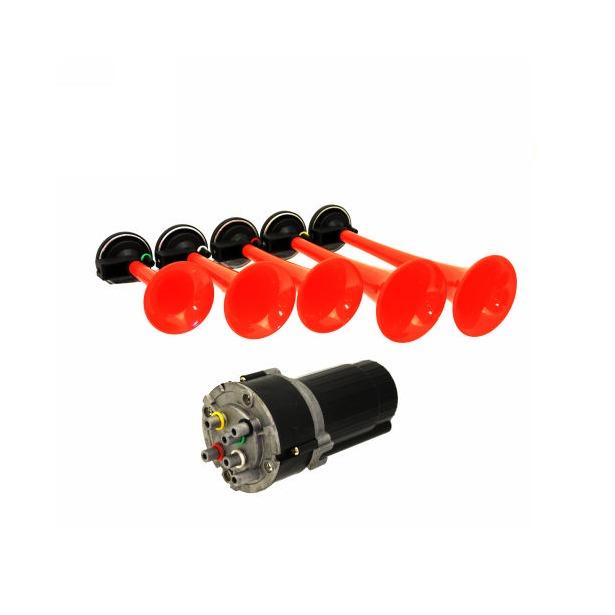 фото Сигнал звуковой воздушный TYPE R HN-05P