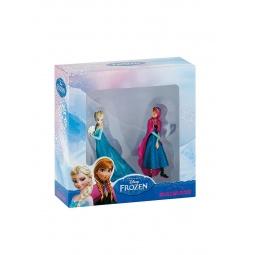 Купить Набор фигурок-игрушек Bullyland «Эльза и Анна»