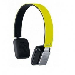 фото Гарнитура беспроводная Genius HS-920BT. Цвет: желтый, черный