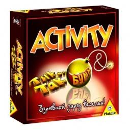 Купить Игра настольная для компании Piatnik «Activity + Tик Так Бумм»