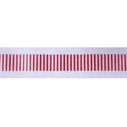 фото Скотч бумажный с рисунком ScrapBerry's Вертикальная розовая полоска