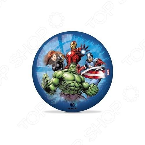 Мяч детский Mondo 05/487 «Мстители»