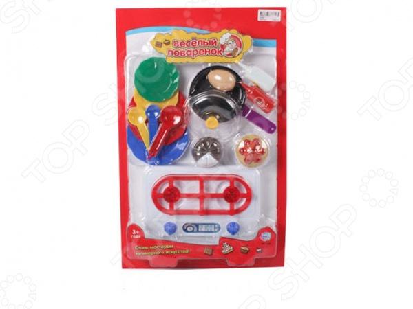 Игровой набор для девочки PlaySmart «Веселый поваренок» Р41347