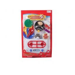 фото Игровой набор для девочки PlaySmart «Веселый поваренок» Р41347