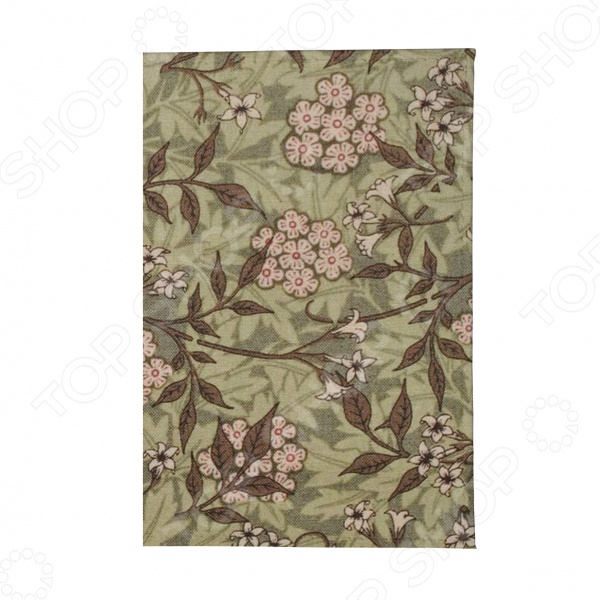 Обложка для паспорта Mitya Veselkov «Розовые цветы» обложка для паспорта твой стиль цветы 2203 т5