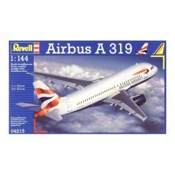 Купить Сборная модель пассажирского самолета Revell Airbus A 319