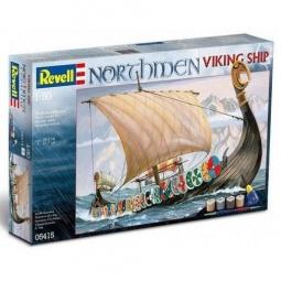 Купить Сборная модель морского судна Revell «Корабль Викингов»