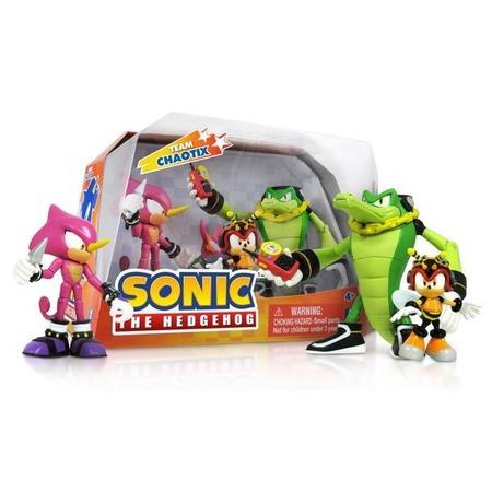Купить Набор игрушек-фигурок Sonic Тим Чаотикс