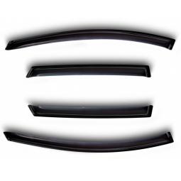 Дефлекторы Vinguru Дефлекторы окон Chevrolet Lacetti - фото 8