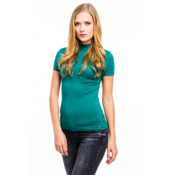 фото Водолазка Mondigo 037. Цвет: темно-зеленый. Размер одежды: 44