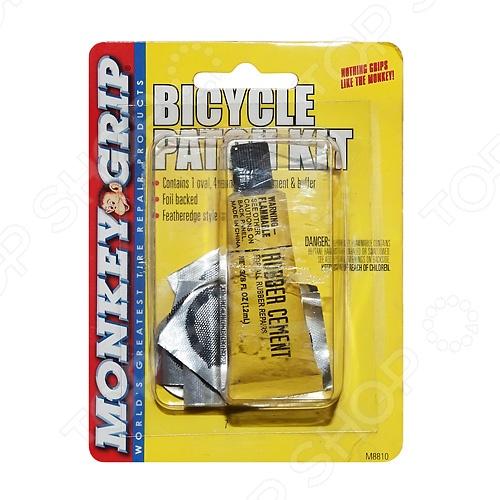 Набор для холодной вулканизации камер велосипедных шин Monkey Grip M8810 Monkey Grip - артикул: 489411