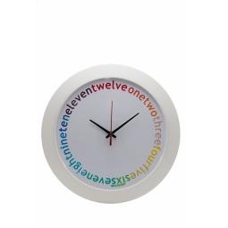 фото Часы настенные Mitya Veselkov Eleven-twelve