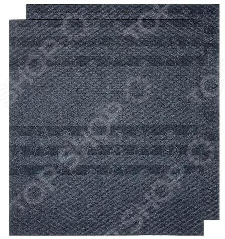 Набор ковриков влаговпитывающих универсальных Зебра Z-1075