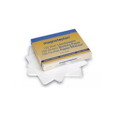 Купить Салфетки для удаления маркерных записей Magnetoplan 12296