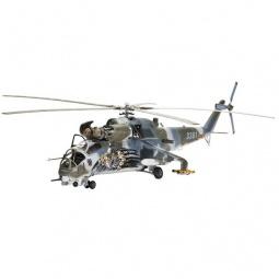 Купить Сборная модель вертолета Revell Ми-24V Hind-E