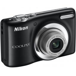фото Фотокамера цифровая Nikon CoolPix L25. Цвет: черный