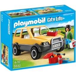 фото Конструктор игровой Playmobil «Ветеринарная клиника: Автомобиль»