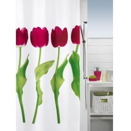 Купить Штора для ванной комнаты Spirella TULIPA