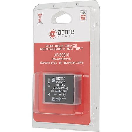 Купить Аккумулятор AcmePower AP-BCG10