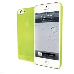 фото Чехол Muvit iMatt ультратонкий для iPhone 5. Цвет: зеленый
