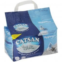 фото Наполнитель для кошачьего туалета Catsan гигиенический. Вместимость (в литрах): 5 л