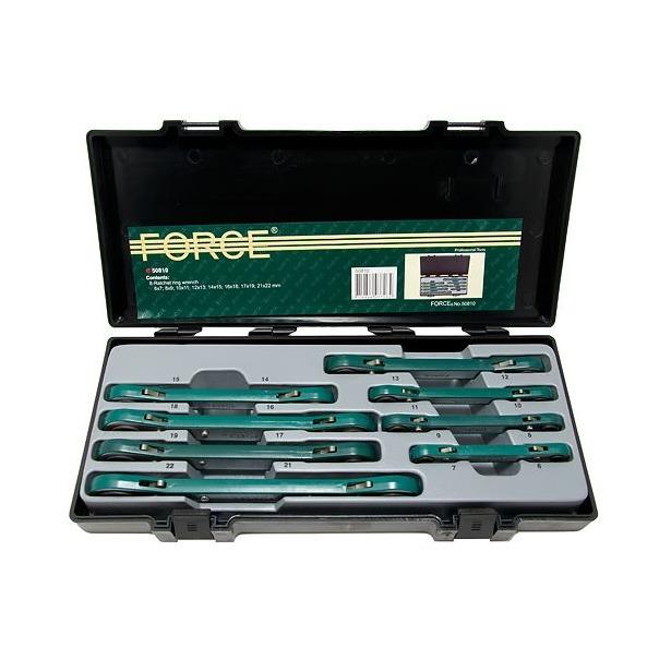 фото Набор ключей трещоточных Force F-50810