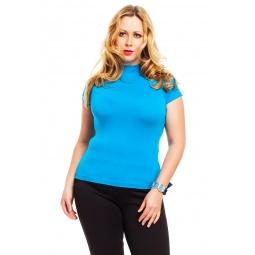 фото Водолазка Mondigo XL 037. Цвет: бирюзовый. Размер одежды: 52