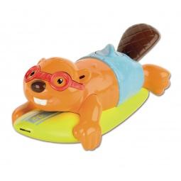 Купить Игрушка для ванны Tomy «Бобер-серфингист»