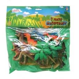 Купить Набор динозавров 1 TOY Т50481