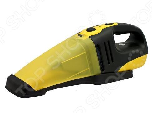 Пылесос автомобильный Megapower M-07010Пылесосы автомобильные<br>Пылесос автомобильный Megapower M-07010 - компактная и практичная модель, которая позволит содержать в чистоте салон вашего автомобиля. Благодаря своей мобильности пылесос сможет очистить даже самые труднодоступные места в салоне авто, например убрать крошки в складках сидения или пыль из набивки. Модель оснащена удобной эргономичной ручкой, которая позволяет с комфортом проводить уборку. Тип питания - от сети 220 В и от адаптера 12 В через прикуриватель, время работы от аккумулятора - 25 мин. Пылесос небольшого размера всегда может поместиться в багажнике автомобиля, поэтому его можно брать с собой даже в путешествия.<br>