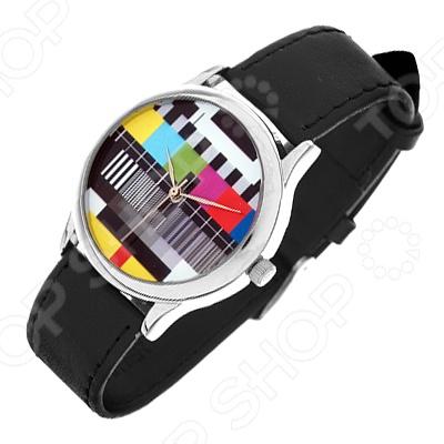 Часы наручные Mitya Veselkov «ТВ-сетка» MV часы наручные mitya veselkov love mv white