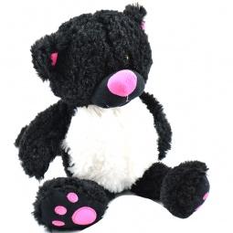 фото Мягкая игрушка Maxitoys «Кот Уголек». Размер: 25 см