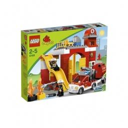 фото Конструктор LEGO Пожарная станция