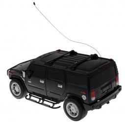 фото Машинка на радиоуправлении 1 Toy HUMMER H2. Цвет: черный