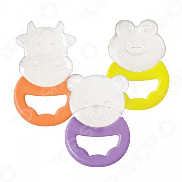 фото Игрушка-прорезыватель Курносики «Веселый зоопарк», Пустышки и прорезыватели для зубов