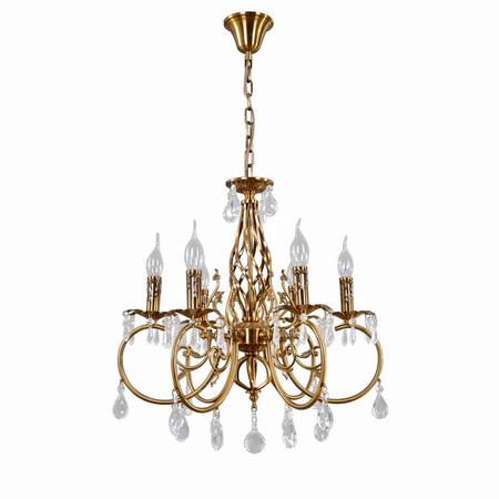 Купить Люстра подвесная MW-Light «Свеча» 301014206